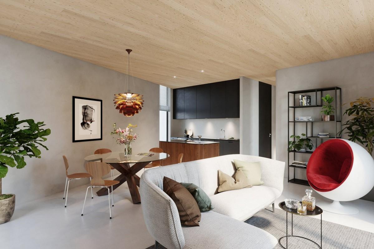 House Design Keuken : 3dprintedhouse: news virtual tour interior
