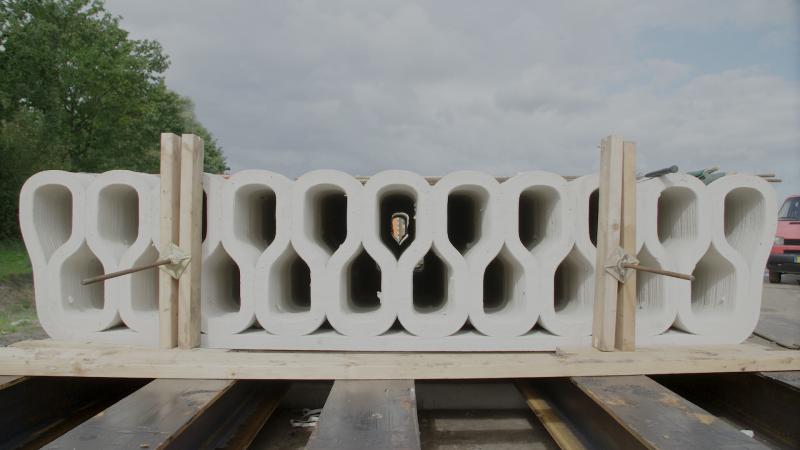 3D Concrete Printing Assembleren